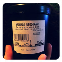 LUSH Aromaco Deodorant uploaded by Charity B.