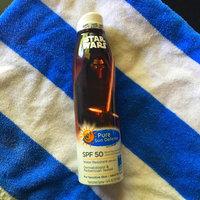 Pure Sun Defense Lucas Films Star Wars Sunscreen Spray, SPF 50, 6 fl oz uploaded by SOPHIE S.