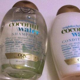 OGX® Coconut Water Shampoo uploaded by Kristin C.