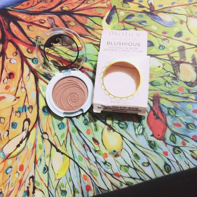 Pacifica Blushious Coconut & Rose Infused Cheek Color uploaded by karla G.