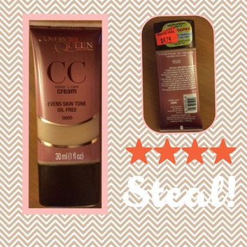 Photo of COVERGIRL Queen Collection CC Cream uploaded by Stephanie U.
