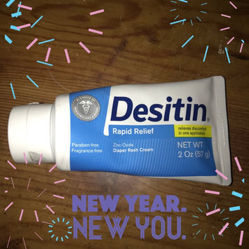 Desitin Rapid Relief Diaper Rash Ointment uploaded by Stephanie L.