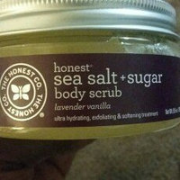 Honest Sea Salt + Sugar Body Scrub uploaded by monique m.