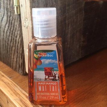 Photo of Bath & Body Works CRISP APPLES PocketBac Sanitizing Hand Gel 1 fl oz / 29 mL uploaded by Crystal G.