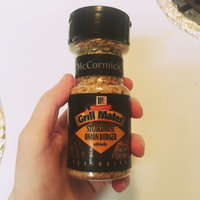 McCormick® Grill Mates® Steakhouse Onion Burger Seasoning uploaded by Teran F.