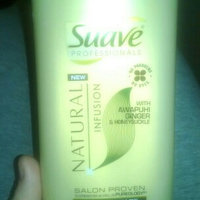 Suave Professionals Natural Infusion Conditioner, Awapuhi Ginger and Honeysuckle, 12.6 fl oz uploaded by Kris H.
