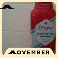 Old Spice Body Wash Pure Sport Scent High Endurance 18 Fl Oz uploaded by Carrie T.