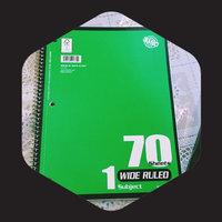Norcom 1 Subject 70 Sheets Notebooks uploaded by Geovanna P.