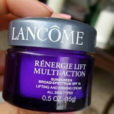 Photo of Lancôme Rénergie Lift Multi-Action Day Cream uploaded by Katheryne D.