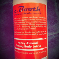 c. Booth Honey Almond Body Lotion 16 oz uploaded by Stephi D.
