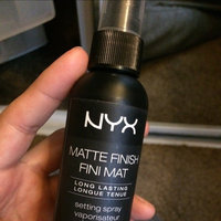 NYX Cosmetics Makeup Setting Spray - Matte Finish uploaded by Monique W.