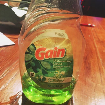 Photo of Gain® Ultra Original Dishwashing Liquid uploaded by Xavier R.