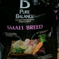 Pure Balance™ Small Breed Chicken & Brown Rice Recipe Dog Food 7 lb. Bag uploaded by Victoria W.