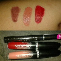Rimmel London Show Off Lip Lacquer uploaded by Brandy W.