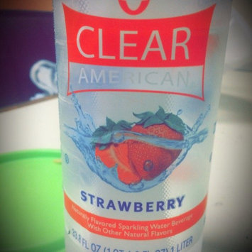 Photo of Sam's Choice Clear American Strawberry Sparkling Water, 33.8 fl oz uploaded by Kia S.