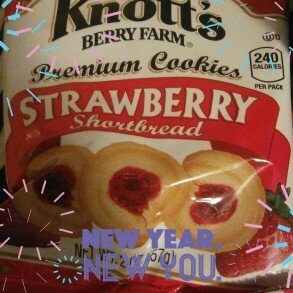 Photo of Knotts Berry Farm Knotts Raspberry Shortbread Cookies 24/2 oz uploaded by Sam R.