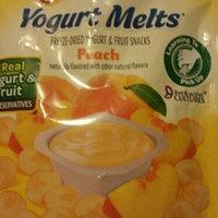 Gerber® Graduates® Yogurt Melts® Peach uploaded by Rose C.