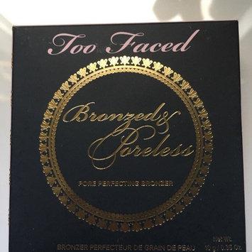 Too Faced Bronzed & Poreless Poreless Pore Perfecting Bronzer 0.35 oz uploaded by Dee R.