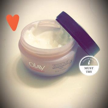 Photo of Olay Regenerist Advanced Anti-Aging Night Recovery Moisturizing Cream uploaded by Melissa M.