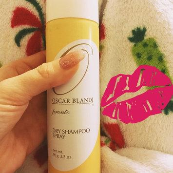 Oscar Blandi Pronto Dry Shampoo Spray uploaded by Nicolette G.
