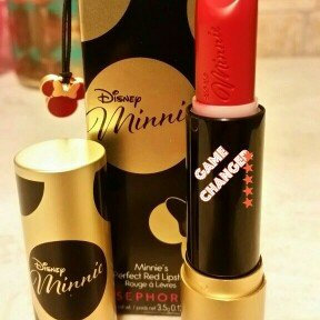 Photo of SEPHORA COLLECTION Disney Minnie Beauty Perfect Red Lipstick uploaded by Kendra H.