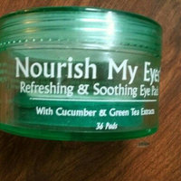 Earth Therapeutics Cucumber Eye Pads uploaded by Jocelyn D.