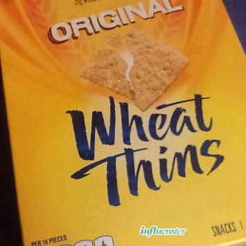 Photo of Nabisco Wheat Thins Original Crackers uploaded by Jennifer G.