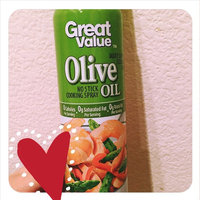 Great Value Olive Oil Cooking Spray, 7 oz uploaded by Nancy C.