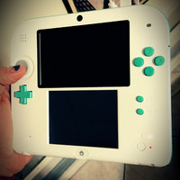 Nintendo 2DS with Mario Kart 7 Game, Sea Green uploaded by Kaitlyn C.