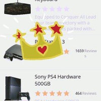 Sony PlayStation 4 Console uploaded by franchesca m.
