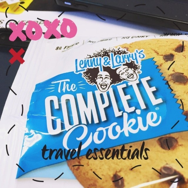 Lenny & Larry's The Complete Cookie, Chocolate Chip, 4 oz, 12 ct uploaded by Nora C.