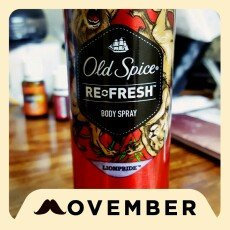 Photo of Old Spice Spice Wild Collection Lionpride Re-Fresh Body Spray, 3.75 oz uploaded by Casey K.