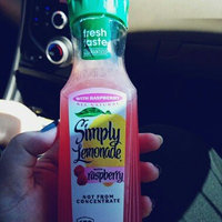 Simply Lemonade with Raspberry uploaded by Indira H.
