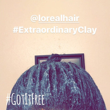 L'Oreal Hair Expertise Extraordinary Clay Mask uploaded by Erika B.
