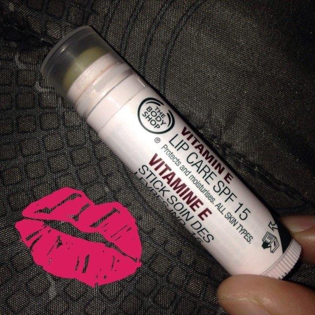 The Body Shop Vitamin E Lip Care Stick SPF 15 uploaded by Yasmina L.