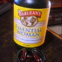 Barleans Barlean's - The Essential Woman 1000 mg. - 60 Softgels uploaded by Yessi T.