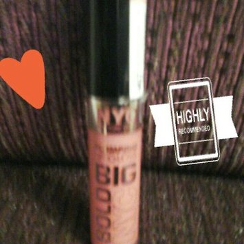 NYC Big Bold Plumping Lip Gloss image uploaded by Holly M.