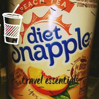 Diet Snapple Peach Tea - 12 PK uploaded by Margaret A.