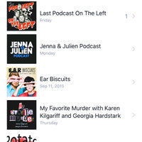 Apple Podcasts uploaded by Trevella M.