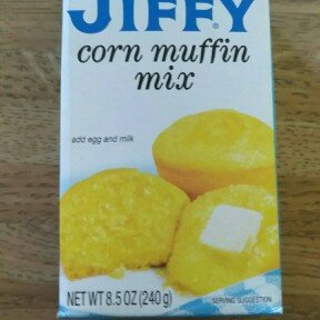 Photo of Jiffy Corn Muffin Mix uploaded by Victoria G.