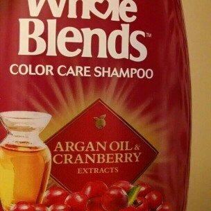 Photo of Garnier® Whole Blends™ Argan Oil & Cranberry Extracts Color Care Shampoo 12.5 fl. oz. Bottle uploaded by Suezann A.