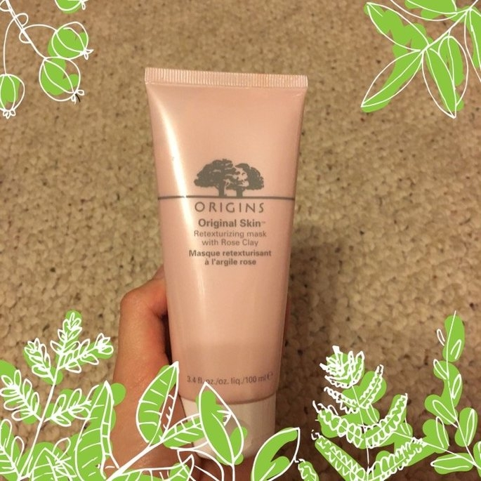 Origins Original Skin Retexturing Mask with Rose Clay, 3.4 oz uploaded by Alexis L.