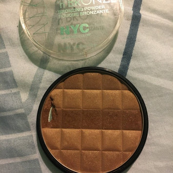 Photo of New York Color Bronzer Powder Pressed Sun n Bronze Fire Island Tan uploaded by Desiree F.