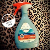 Swiffer Fabric Refresher & Odor Eliminator, Tide Original, 27 oz Spray Bottle, 6/Carton uploaded by Natalie b.