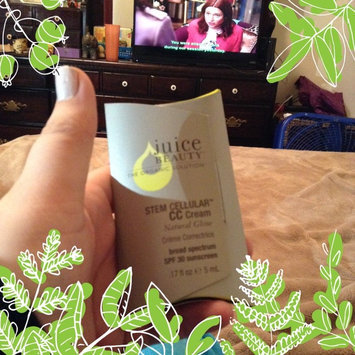 Photo of Juice Beauty® Stem Cellular CC Cream uploaded by Kris K.