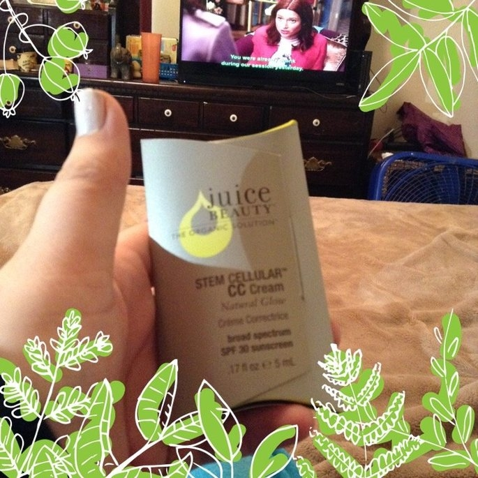 Juice Beauty Stem Cellular Repair CC Cream uploaded by Kris K.