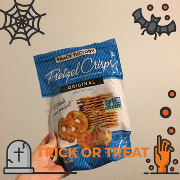 Photo of Pretzel Crisps® Crackers Original uploaded by Amanda M.