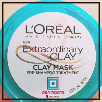 L'Oreal Hair Expertise Extraordinary Clay Mask uploaded by Laura L.