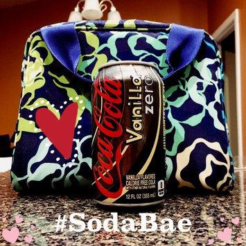 Photo of Coca-Cola® Vanilla Zero uploaded by Jessica G.