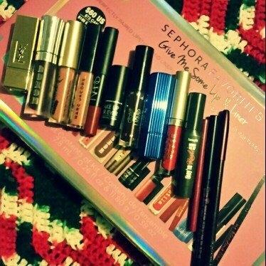 Sephora Favorites Give Me Some Lip & Liner uploaded by Amber g.